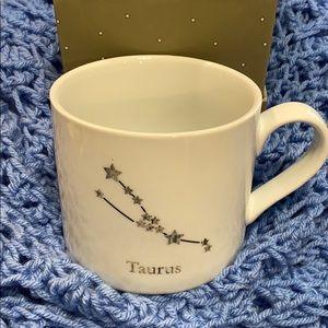 Taurus Coffee Mug New w/ Box